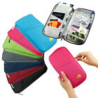 Внешний вид - Travel Passport Credit ID Card Cash Wallet Purse Holder Case Document Bag