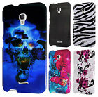 For Alcatel OneTouch Pop Astro HARD Protector Case Phone Cover +Screen Protector