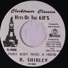 ROY SHIRLEY / KING TUBBY: Every Body Needs A Friend / Friends Version 45 (reiss