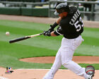 Melky Cabrera Chicago White Sox 2015 MLB Action Photo RX106 (Select Size)