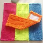 New Household Microfiber Coral Mop Head Replacement 1PC Dust Mop Cleaning Pad