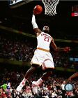 LeBron James Cleveland Cavaliers 2014 NBA Action Photo RO019 (Select Size)