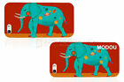Cute Painted Elephant Pattern Phone PC Hard Case Shell Skin For iPhone Samsung