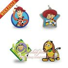 4PCS Novelty Toy Sotry Keychains Necklaces Pendants,Cellphone Charms Accessories