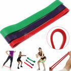 Fitness Latex Resistance Band Crossfit Powerlifting Pull Up Yoga Body Gym Loop