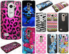 For Boost Mobile LG Tribute 2 HARD Protector Case Snap On Phone Cover Accessory