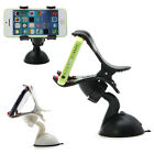 indshield Desktop Universal Car W Mount Holder Bracket For Cell Smartphone