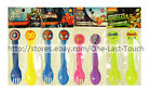 *FLATWARE 2pc Set UTENSIL Fork & Spoon BPA FREE Great For Kids NEW! *YOU CHOOSE*