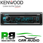 KENWOOD 4 x 50 Watts Car Stereo CD MP3 Radio USB AUX iPhone Player REFURBISHED