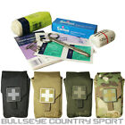 VIPER TACTICAL FIRST AID  KIT WITH MOLLE POUCH CAMPING ARMY AIRSOFT
