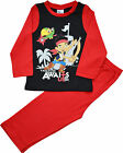 JP42 Boys Jake and The Neverland Pirates Pyjamas Sizes 18mth to 5 Yrs