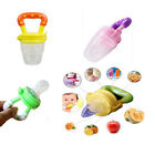 Nipple Fresh Food Milk Nibbler Feeder Feeding Tool Baby Supplies Color Random
