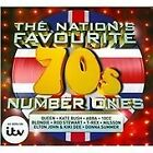 Various Artists - Nation's Favourite '70s Number Ones 2015 : New CD & Free P/P !