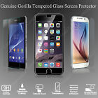 100% Genuine Real Gorilla Tempered Glass Film Screen Protector Case Cover Guard