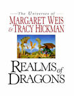 """""""Realms of Dragons - The Universes of Magaret Weis & Tracey Hickman"""" Hardcover"""