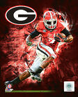 Georgia Bulldogs NCAA Football Licensed Fine Art Prints (Select Photo & Size)