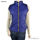 NEW Women Thin Light Weight Jacket Zip Up Cozy Quilted Top Vest S - 3XL Plus