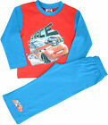 DC52 Boys Disney Cars Lightning McQueen Pyjamas Sizes 12 months to 6 Years