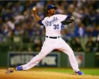 Yordano Ventura Kansas City Royals 2014 World Series Game 6 Photo (Select Size)