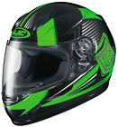HJC 2015 YOUTH Striker CL-Y MC4 Motorcycle Helmet Green SM-LG
