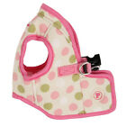 Any Size - Pinkaholic - Affera Wrap - Dog Puppy Soft Harness - Ivory Pink