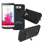 External 3200mAh Backup  Mobile Power Bank Pack battery Charger Case for LG G3