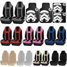 Star Wars Stormtrooper Black Rubber Front Rear Floor Mat Seat Cover Universal $84.95 USD on eBay