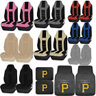 MLB Pittsburgh Pirates Rubber Front Rear Floor Mat Seat Cover Universal Set on Ebay