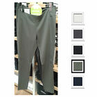 UNIQLO Women PONTE LEGGINGS PANTS Trousers White Gray Black Olive Navy NEW167487