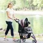 regal plus pet stroller to 25 LB dog cat carrier loaded w / Smart-Features
