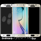 9H Full Cover Curved Tempered Glass Screen Protector For Samsung Galaxy S6 Edge