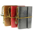 Vintage Style Leather Cover Nautical Diary Notebook Journal Diary Blank String