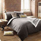 Kingston Double Duvet Cover by American Freshman..Free UK, Europe & USA Delivery