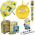 OFFICIAL DESPICABLE ME MINIONS TOYS GIFT ACCESSORIES KIDS CHILDRENS PRESENTS NEW