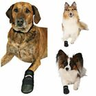 1 x Trixie Black Neoprene Injured Dog Paw Protect Shoe Boot Unisex 1956 One Boot