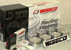 SBC CHEVY 383 WISECO FORGED PISTONS & RINGS .060 OVER -11cc RD DISH TOP KP455A6