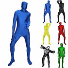 Morph Costume Full body Invisible Bodysuit Second skin Zentai suits AU Stock