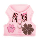 Any Size - Pinkaholic - Choco Mousee - Dog Puppy Soft Harness - Pink
