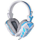 Professional Gaming Headphone Headset Light Headset With Microphone for PC Gamer