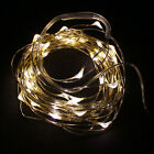 TB 2M String Fairy Light 20 LED Battery Operated Xmas Lights Party Wedding CA 3