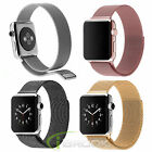 Magnetic Stainless steel Milanese Loop Watch band Strap For Apple Watch 38/42