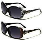 New Fashion Womens Retro Cassics Oval Black Sunglasses FREE POUCH 22067