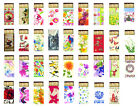 More Extra Long matches lots of designs floral, animal and Christmas u choose