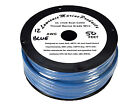 12 Gauge Tinned Marine Primary Wire / Blue / 50 Foot Reel