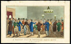 Antique Print-GAMING HOUSE-GAMBLING-LONDON-Alken-Egan-1822