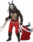 Krampus The Christmas Demon Adult Mens Holiday Horror Costume