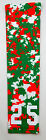 NEW! Custom Number ADULT LARGE Sports Arm Sleeve DIGITAL CAMO RED GREEN WHITE