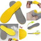 Memory Foam Shoe Insole Orthotic Arch Support Comfort Foot Heel Cushion Insert