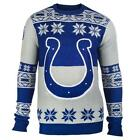 2015 Indianapolis Colts UGLY Christmas Sweater Big Logo Crew Neck  NEW NFL $44.95 USD on eBay