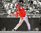 Mike Trout Los Angeles Angels 2012 MLB Spotlight Action Photo (Select Size)